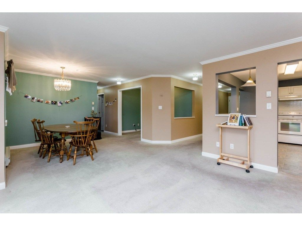 "Photo 6: Photos: 305 32044 OLD YALE Road in Abbotsford: Abbotsford West Condo for sale in ""Green Gables"" : MLS® # R2211381"