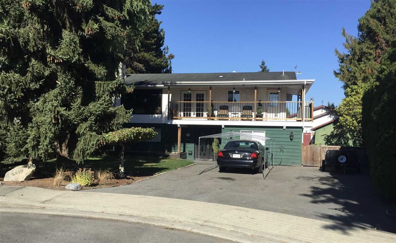 Main Photo: 5510 199A Street in Langley: Langley City House for sale : MLS® # R2211483