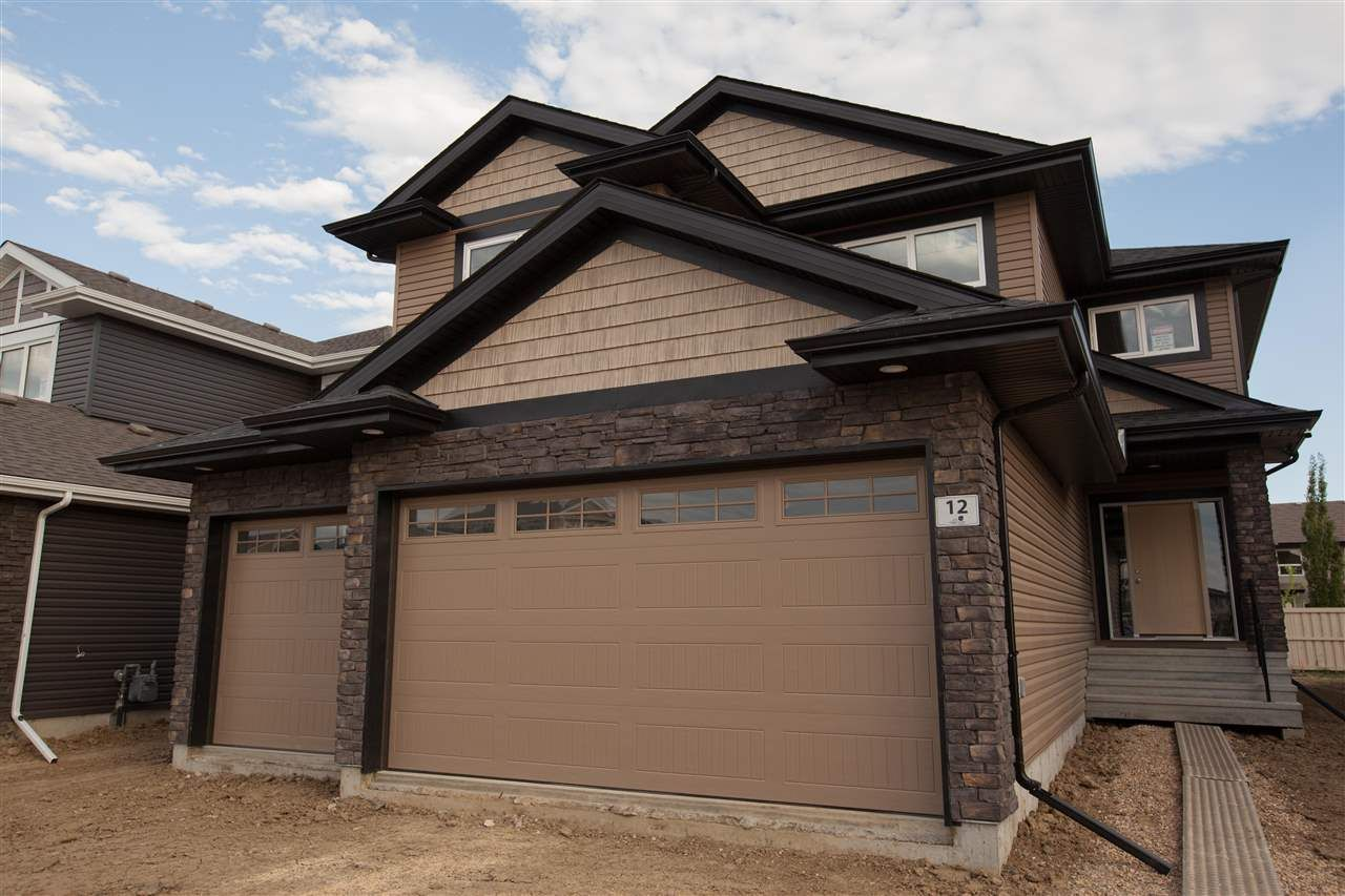 Main Photo: 29 Enchanted Way: St. Albert House for sale : MLS® # E4084216
