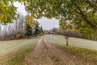 Main Photo: 99 53315 RGE RD 20 Road: Rural Parkland County House for sale : MLS® # E4085641