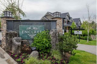 "Main Photo: 110 2979 156 Street in Surrey: Grandview Surrey Townhouse for sale in ""Enclave"" (South Surrey White Rock)  : MLS® # R2220083"