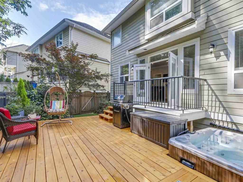"Photo 20: Photos: 6 3502 150A Street in Surrey: Morgan Creek Townhouse for sale in ""Barber Creek Estates"" (South Surrey White Rock)  : MLS® # R2220742"