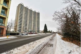 Main Photo: 303 10883 SASKATCHEWAN Drive in Edmonton: Zone 15 Condo for sale : MLS® # E4090144
