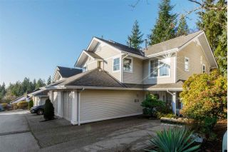 "Main Photo: 9 2590 PANORAMA Drive in Coquitlam: Westwood Plateau Townhouse for sale in ""Buckingham Court"" : MLS® # R2227998"