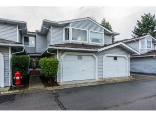 "Main Photo: 109 9177 154 Street in Surrey: Fleetwood Tynehead Townhouse for sale in ""Chantilly Lane"" : MLS® # R2229404"