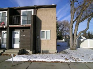 Main Photo: 3159 139 Avenue NE in Edmonton: Zone 35 Townhouse for sale : MLS® # E4092532