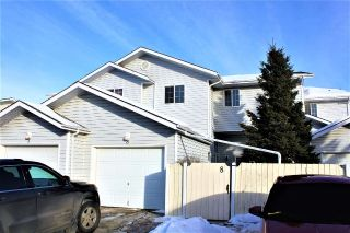 Main Photo: 8, 8203 160 Avenue NW in Edmonton: Zone 28 Townhouse for sale : MLS®# E4096984