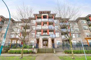 "Main Photo: 207 2336 WHYTE Avenue in Port Coquitlam: Central Pt Coquitlam Condo for sale in ""CENTREPOINTE"" : MLS® # R2241157"