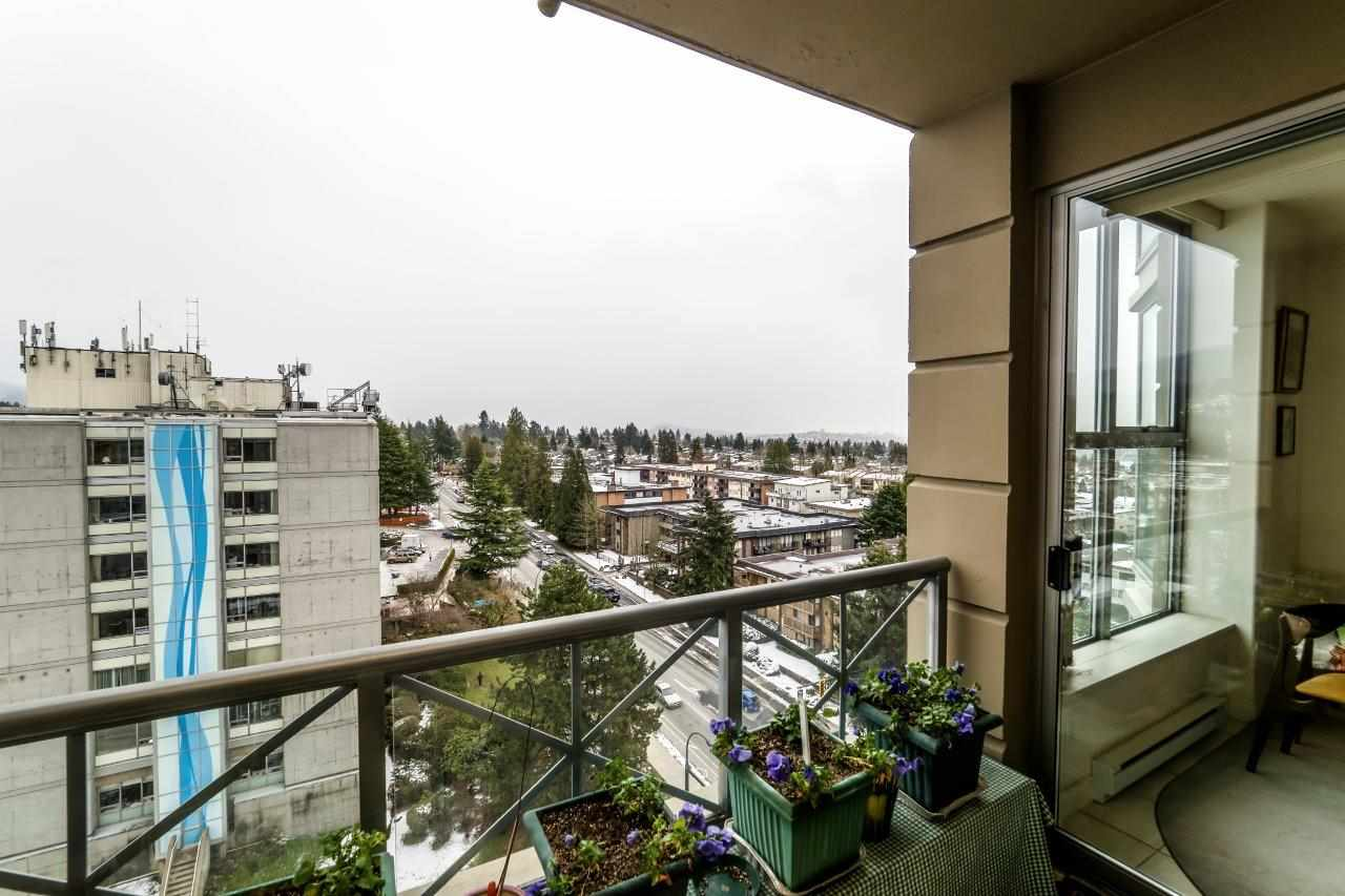 "Photo 13: Photos: 1004 160 E 13 Street in North Vancouver: Central Lonsdale Condo for sale in ""The Grande"" : MLS® # R2241390"