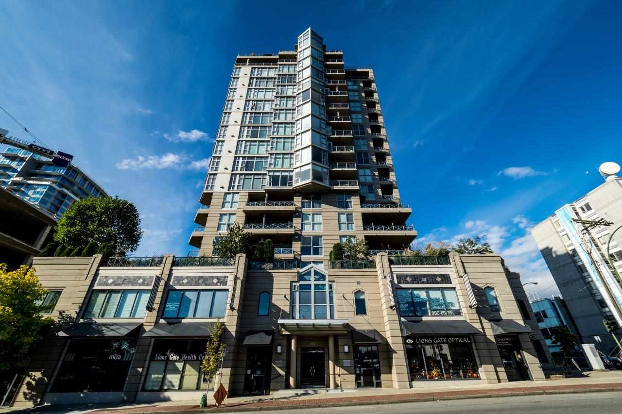 "Photo 10: Photos: 1004 160 E 13 Street in North Vancouver: Central Lonsdale Condo for sale in ""The Grande"" : MLS® # R2241390"