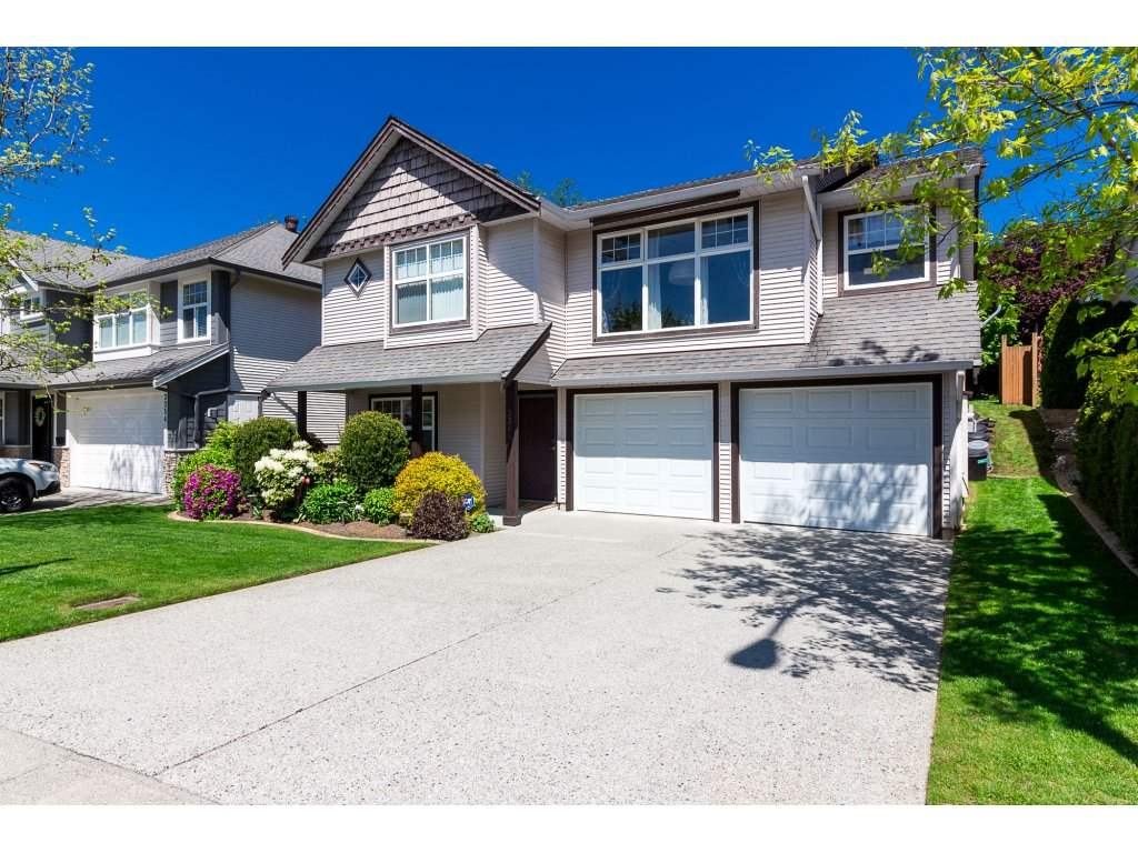 Main Photo: 3344 MCKINLEY Drive in Abbotsford: Abbotsford East House for sale : MLS®# R2264889