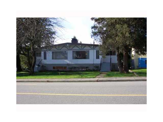 Main Photo: 1133 DUTHIE Avenue in Burnaby: Sperling-Duthie House Duplex for sale (Burnaby North)  : MLS® # V873523