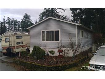 Main Photo: 25 1215 Craigflower Road in VICTORIA: VR Glentana Manu Double-Wide for sale (View Royal)  : MLS® # 290811