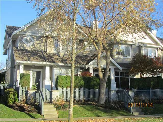 "Main Photo: #5 5988 BLANSHARD Drive in Richmond: Terra Nova Townhouse for sale in ""RIVIERA GARDENS"" : MLS® # V926727"