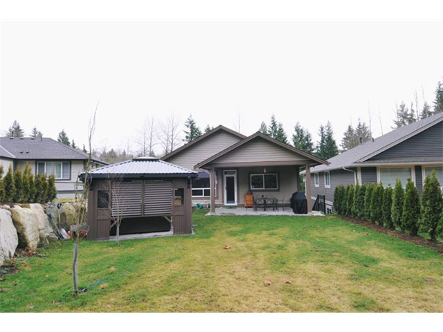 Photo 10: 18 13210 SHOESMITH Crest in Maple Ridge: Silver Valley House for sale : MLS® # V927980
