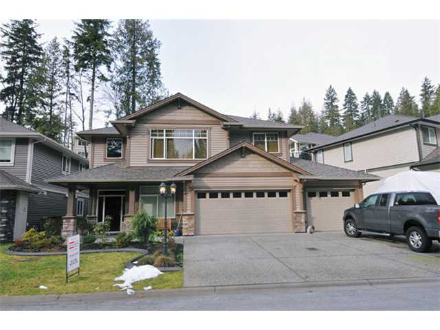 Main Photo: 18 13210 SHOESMITH Crest in Maple Ridge: Silver Valley House for sale : MLS® # V927980