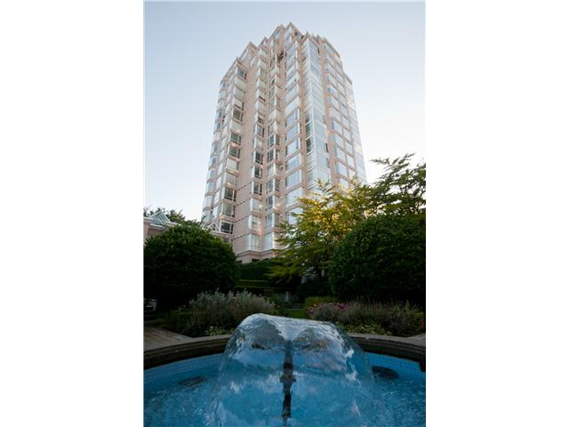 "Main Photo: # 905 2668 ASH ST in Vancouver: Fairview VW Condo for sale in ""CAMBRIDGE GARDENS"" (Vancouver West)  : MLS®# V973288"