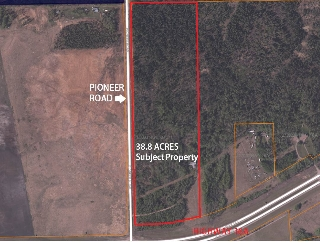 Main Photo: 53003 RR 271: Spruce Grove Vacant Lot for sale : MLS(r) # E3394027