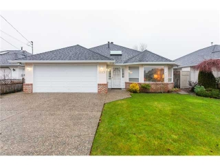 Main Photo: 5115 CENTRAL Avenue in Ladner: Hawthorne House for sale : MLS(r) # V1097251