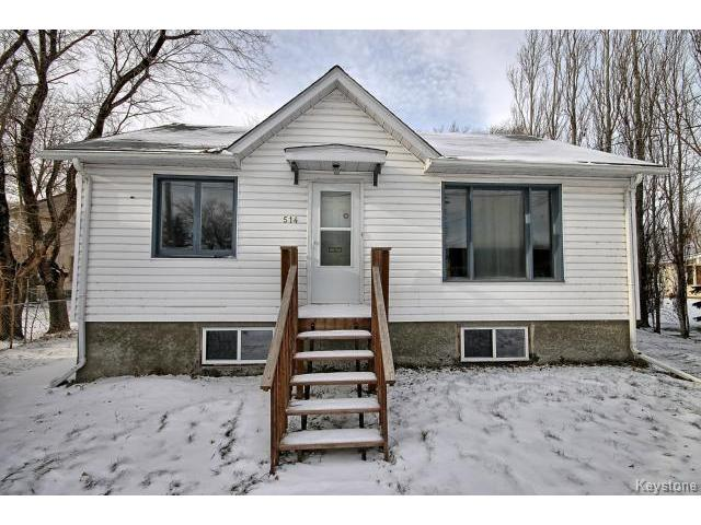 Main Photo: 514 Sabourin Street in STPIERRE: Manitoba Other Residential for sale : MLS® # 1502873