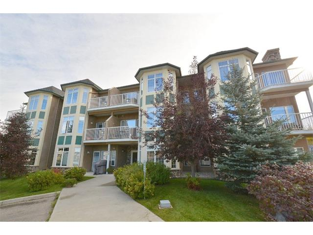 Main Photo: 317 248 SUNTERRA RIDGE Place: Cochrane Condo for sale : MLS® # C4007155