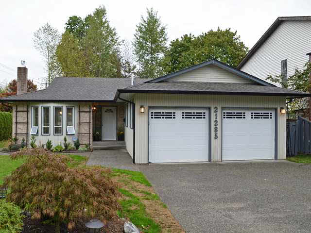 Main Photo: 21285 THORNTON Avenue in Maple Ridge: West Central House for sale : MLS® # V1143130