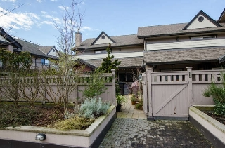 "Main Photo: 215 4811 53 STREET Street in Ladner: Hawthorne Townhouse for sale in ""Ladner Pointe"" : MLS®# R2029827"