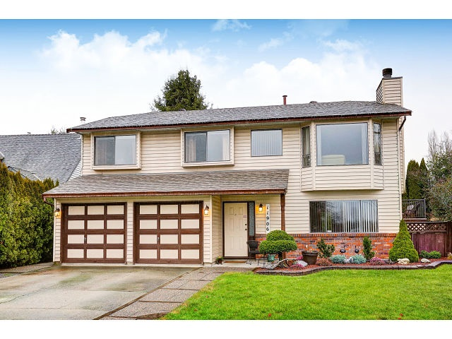 Main Photo: 11906 BRUCE Place in Maple Ridge: Southwest Maple Ridge House for sale : MLS®# R2030982