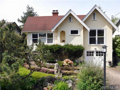 Main Photo: 736 Transit Road in VICTORIA: OB South Oak Bay Single Family Detached for sale (Oak Bay)  : MLS® # 363493