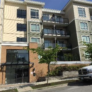 "Main Photo: 302 13789 107A Street in Surrey: Whalley Condo for sale in ""Quattro 2"" (North Surrey)  : MLS®# R2060638"