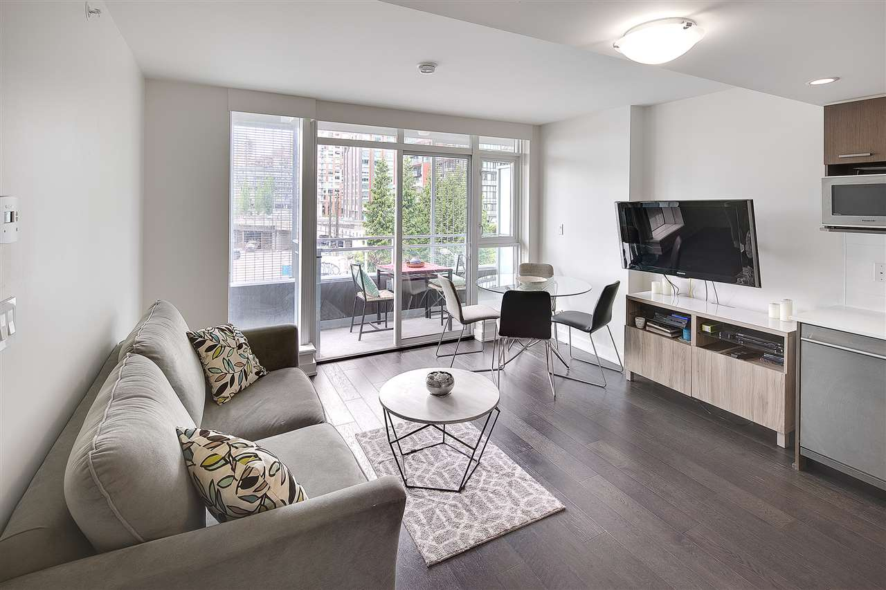 FEATURED LISTING: 609 - 1372 SEYMOUR Street Vancouver