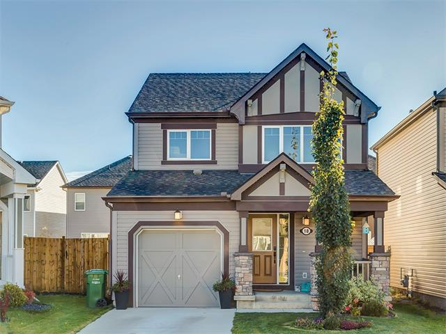 Main Photo: 18 WINDWOOD Grove SW: Airdrie House for sale : MLS® # C4082940