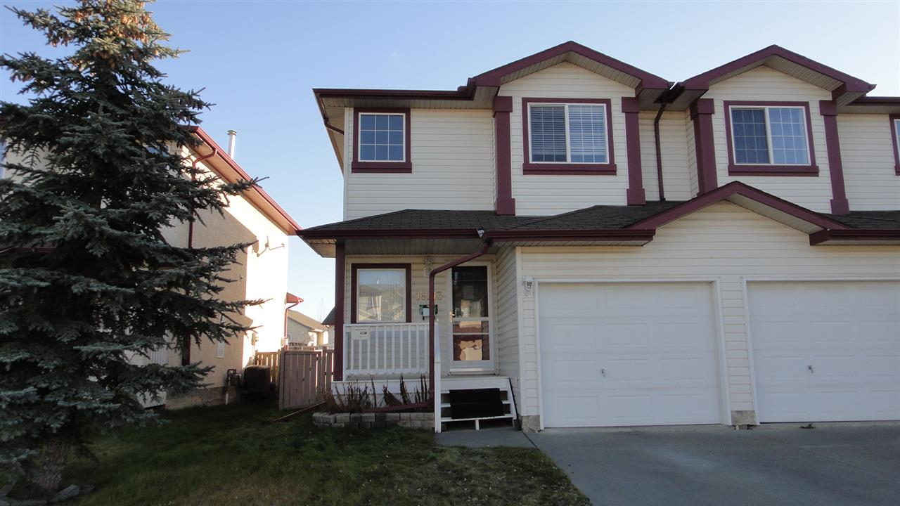 Main Photo:  in Edmonton: Zone 28 House Half Duplex for sale : MLS(r) # E4043290