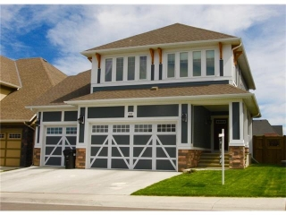 Main Photo: 252 MAHOGANY Landing SE in Calgary: Mahogany House for sale : MLS® # C4090485