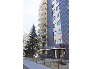 Main Photo: 702 1107 15 Avenue SW in Calgary: Beltline Condo for sale : MLS(r) # C4094041