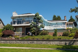 Main Photo: 214 N BOUNDARY Road in Burnaby: Vancouver Heights House for sale (Burnaby North)  : MLS(r) # R2150809