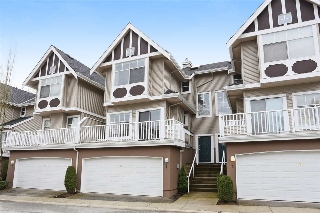 "Main Photo: 64 7488 MULBERRY Place in Burnaby: The Crest Townhouse for sale in ""SIERRA RIDGE"" (Burnaby East)  : MLS(r) # R2156447"