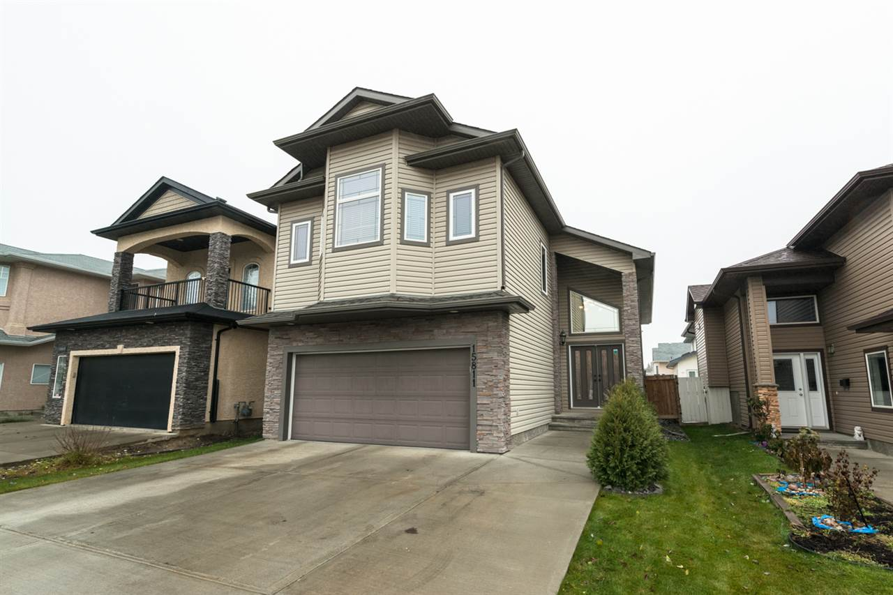 Main Photo: 15811 95 Street in Edmonton: Zone 28 House for sale : MLS(r) # E4065467