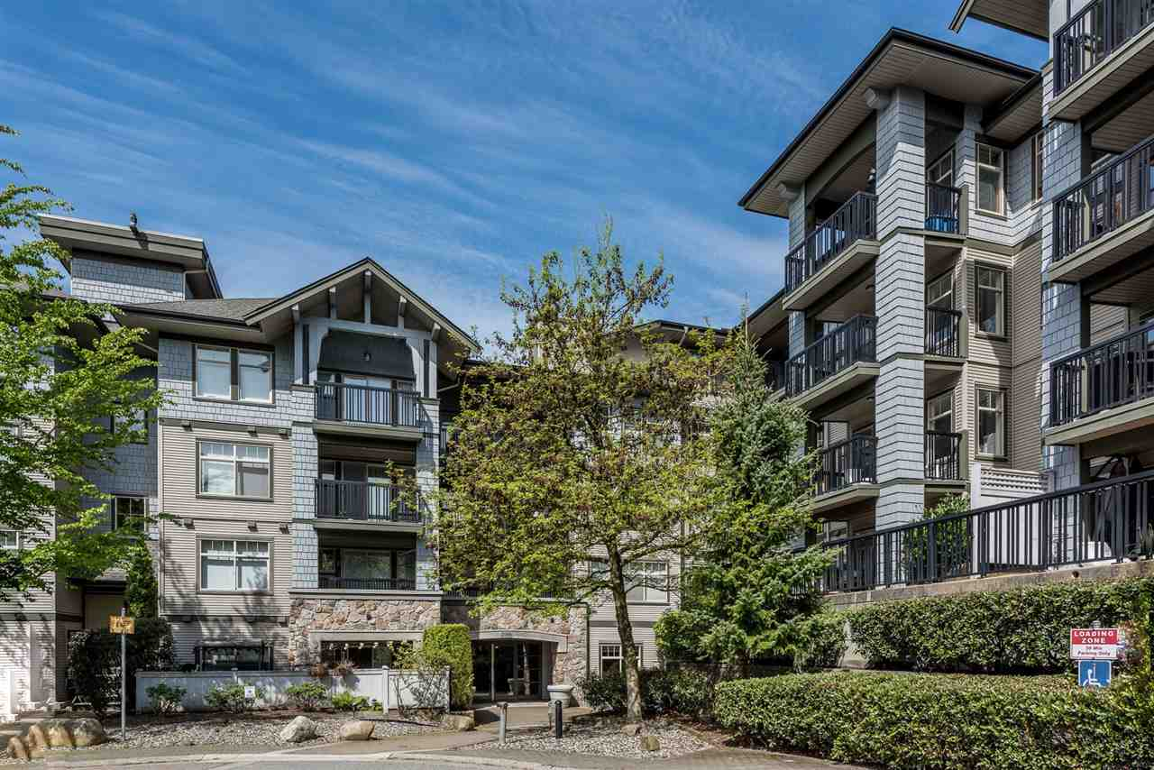 Photo 2: 105 2988 SILVER SPRINGS BOULEVARD in Coquitlam: Westwood Plateau Condo for sale : MLS® # R2165302
