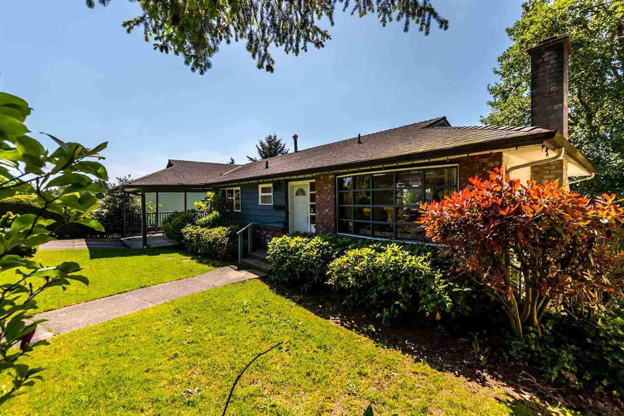 Main Photo: 5408 MONARCH STREET in Burnaby: Deer Lake Place House for sale (Burnaby South)  : MLS® # R2171012