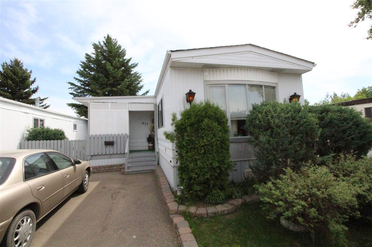 Main Photo: 837 10770 Winterburn Road in Edmonton: Zone 59 Mobile for sale : MLS® # E4066835