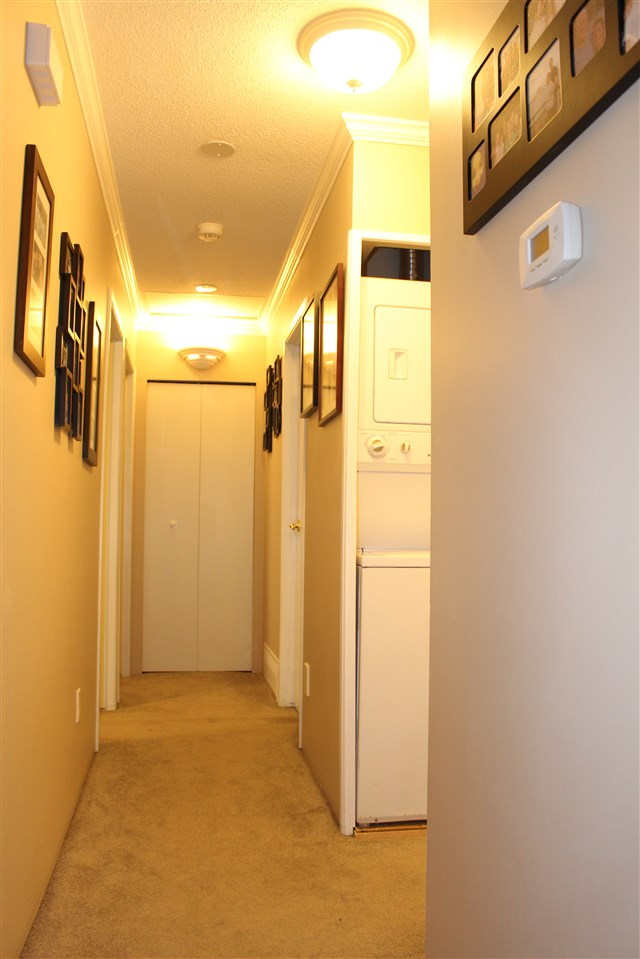 Upstairs Hall/Laundry