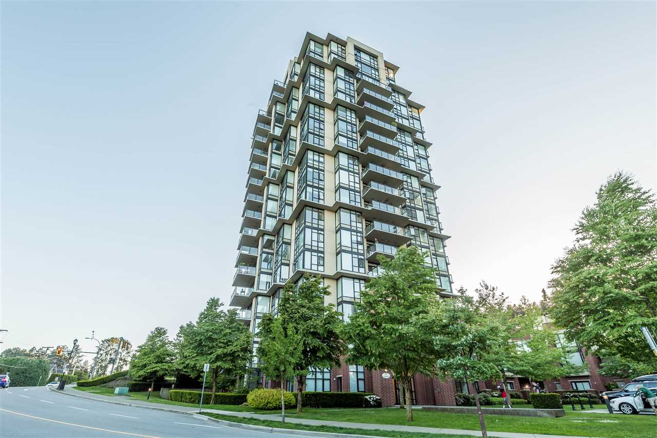 Photo 2: 1803 11 E ROYAL AVENUE in New Westminster: Fraserview NW Condo for sale : MLS(r) # R2170064