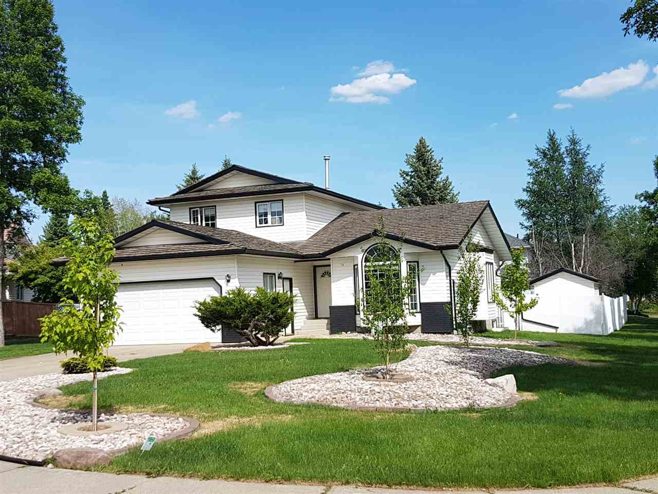 Main Photo: 1 Ironstone Place: St. Albert House for sale : MLS(r) # E4068214