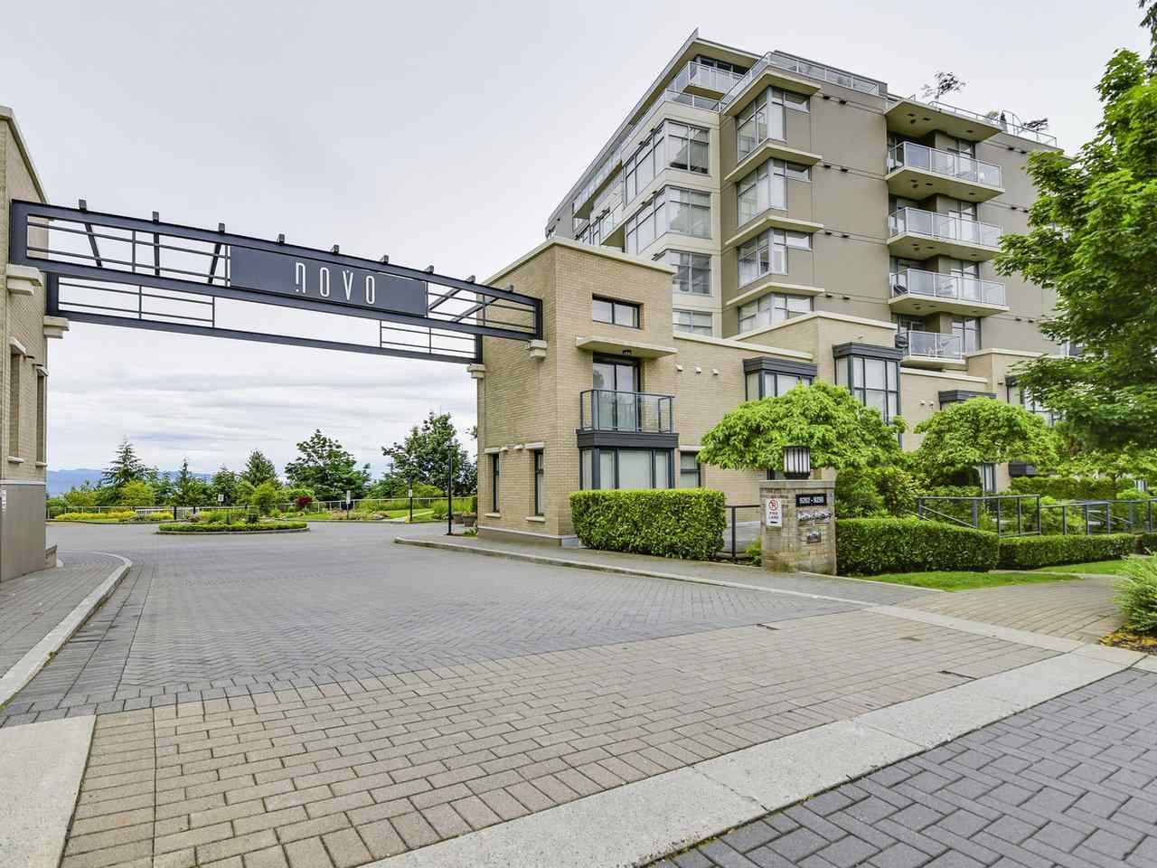 "Main Photo: 701 9298 UNIVERSITY Crescent in Burnaby: Simon Fraser Univer. Condo for sale in ""NOVO ONE"" (Burnaby North)  : MLS(r) # R2179406"