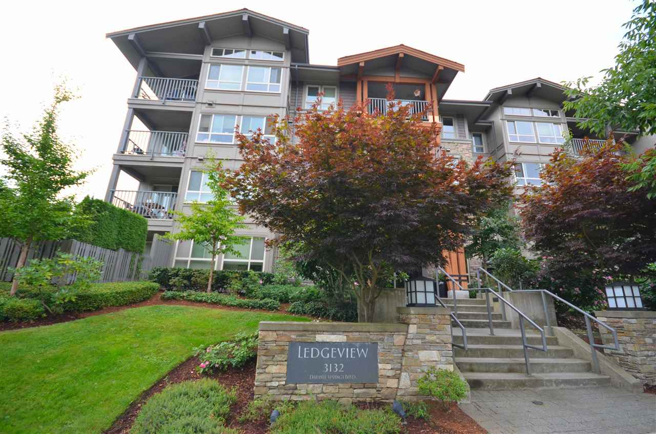 "Main Photo: 214 3132 DAYANEE SPRINGS Boulevard in Coquitlam: Westwood Plateau Condo for sale in ""LEGEVIEW"" : MLS® # R2194677"