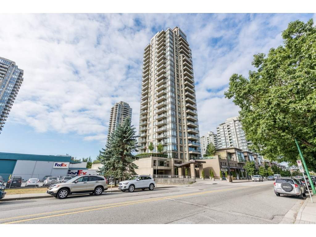 "Main Photo: 1502 4250 DAWSON Street in Burnaby: Brentwood Park Condo for sale in ""OMA 2"" (Burnaby North)  : MLS® # R2198292"
