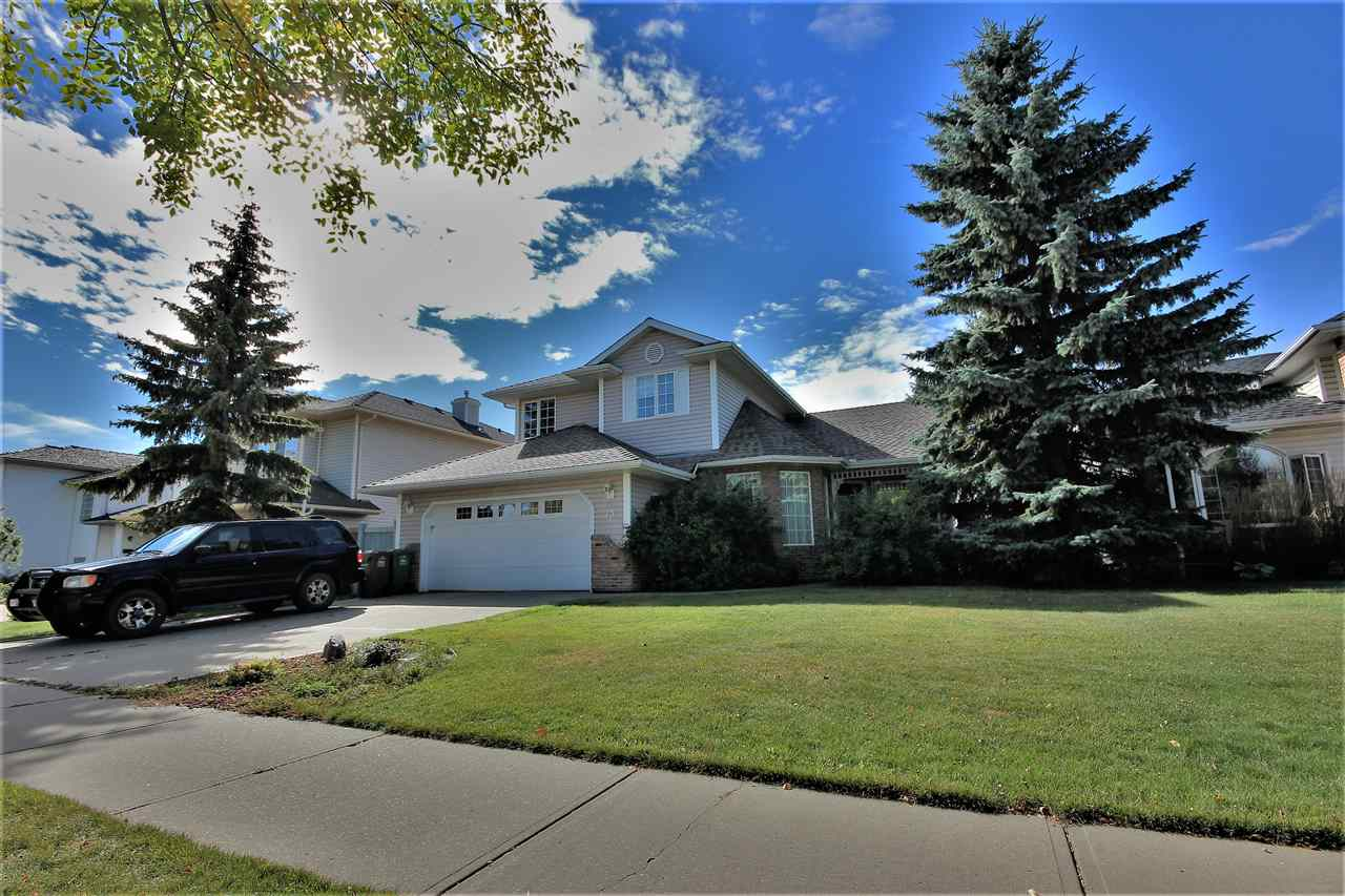 Main Photo: 15 HERITAGE Drive: St. Albert House for sale : MLS® # E4081745