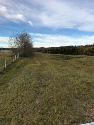 Main Photo: RR 251 Bellrose Drive: Rural Sturgeon County Rural Land/Vacant Lot for sale : MLS® # E4085838