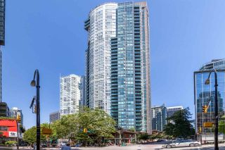 Main Photo: 2307 1189 MELVILLE Street in Vancouver: Coal Harbour Condo for sale (Vancouver West)  : MLS® # R2227769